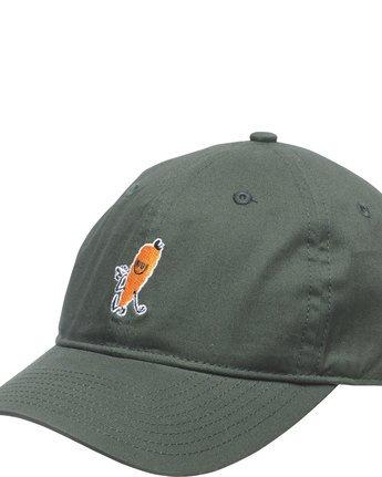 1 Yawyd Dad Cap - Head Wear for Men Green N5CTB3ELP9 Element
