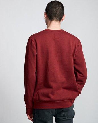 2 Odyssey - Sweatshirt Red Q1CRA7ELF9 Element