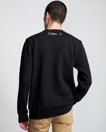 2 Combust Icon - Sweatshirt Black Q1CRB3ELF9 Element