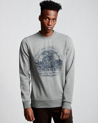 Too Late Stump - Sweatshirt Q1CRB4ELF9