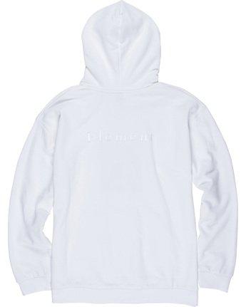 6 SD - Hoodie White Q1FLA4ELF9 Element