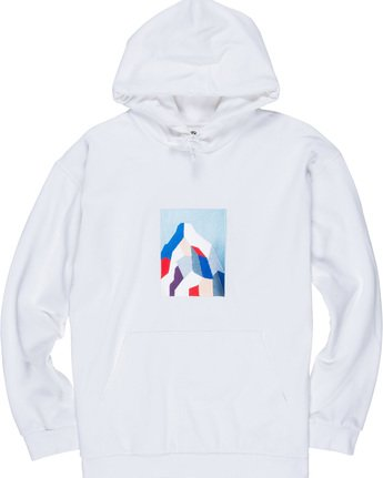5 SD - Hoodie White Q1FLA4ELF9 Element