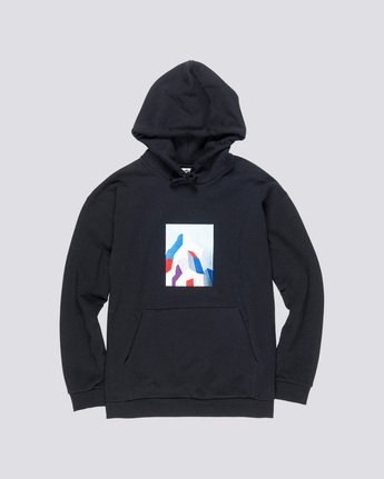 3 SD - Hoodie Black Q1FLA4ELF9 Element