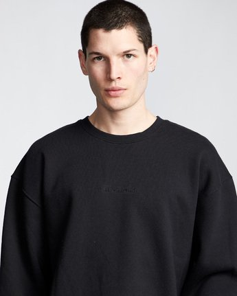 1 SD - Sweatshirt Black Q1FLA6ELF9 Element