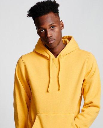 1 Neon - Sudadera con capucha para Hombre Amarillo Q1HOA4ELF9 Element