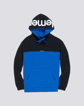 3 Primo Division - Hoodie Blue Q1HOA6ELF9 Element