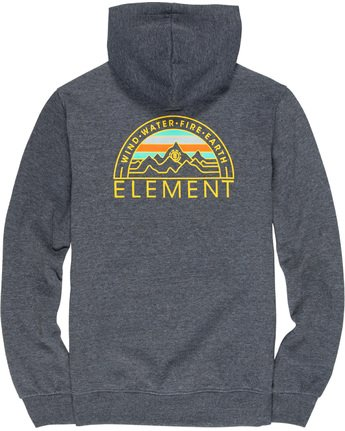 6 Odyssey - Hoodie Grey Q1HOA8ELF9 Element