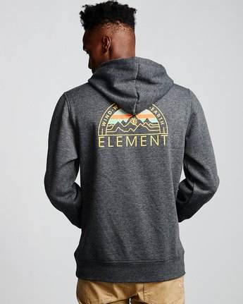 2 Odyssey - Hoodie Grey Q1HOA8ELF9 Element