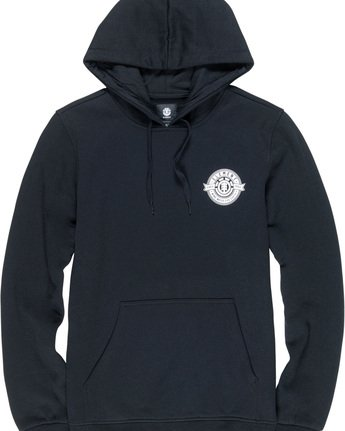 5 Medallian - Hoodie Black Q1HOA9ELF9 Element