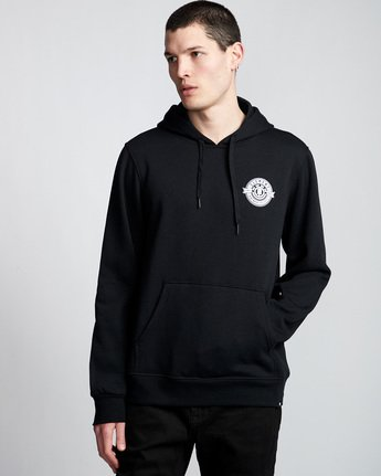 0 Medallian - Hoodie Black Q1HOA9ELF9 Element