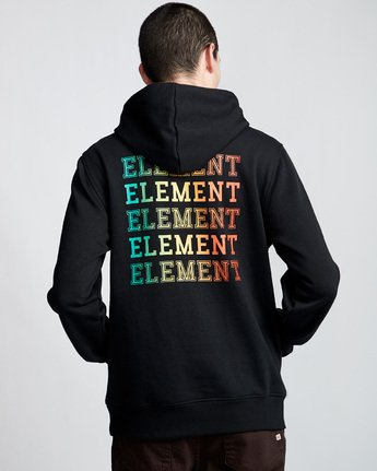 2 Drop - Pull à capuche pour Homme  Q1HOB1ELF9 Element
