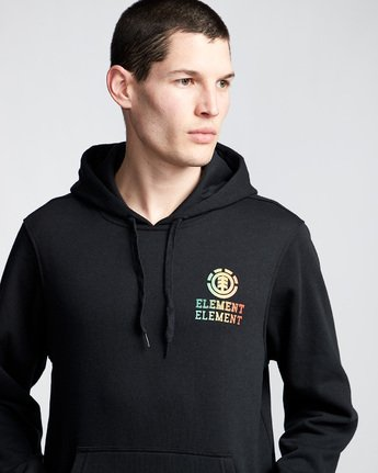 1 Drop - Pull à capuche pour Homme  Q1HOB1ELF9 Element