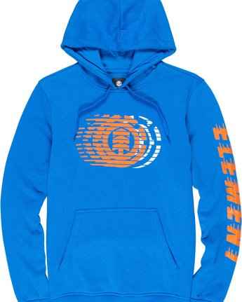5 Victory - Hoodie Blue Q1HOB3ELF9 Element