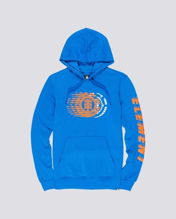4 Victory - Hoodie Blue Q1HOB3ELF9 Element