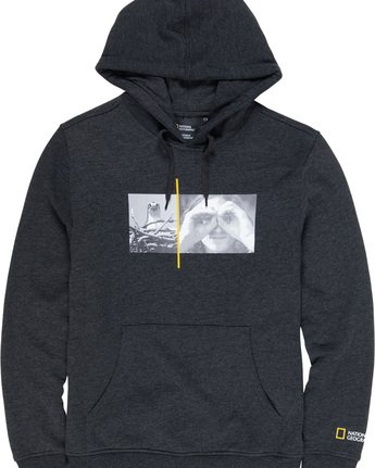 4 Hawk Smith - Hoodie Grey Q1HOB4ELF9 Element