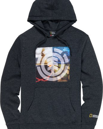 4 Quadrant Seasons - Hoodie Grey Q1HOB9ELF9 Element