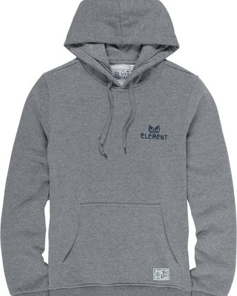 5 Cut Your Losses - Hoodie Grey Q1HOC2ELF9 Element