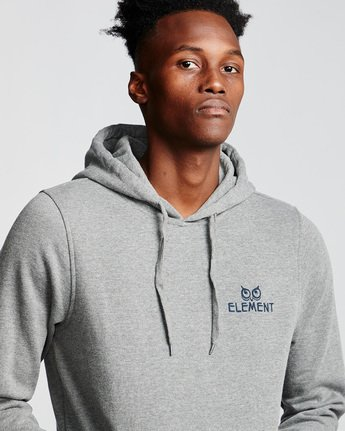 1 Cut Your Losses - Hoodie Grey Q1HOC2ELF9 Element