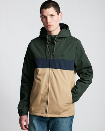 Alder 3 Tones - Hooded Jacket  Q1JKB2ELF9