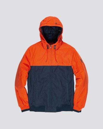 3 Dulcey 2 Tones - Hooded Jacket Orange Q1JKB3ELF9 Element