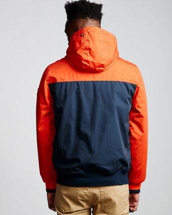 2 Dulcey 2 Tones - Hooded Jacket Orange Q1JKB3ELF9 Element