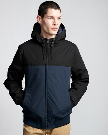 Dulcey 2 Tones - Hooded Jacket  Q1JKB3ELF9