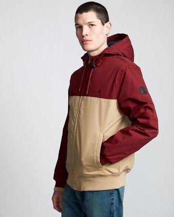 1 Dulcey 2 Tones - Hooded Jacket Gray Q1JKB3ELF9 Element
