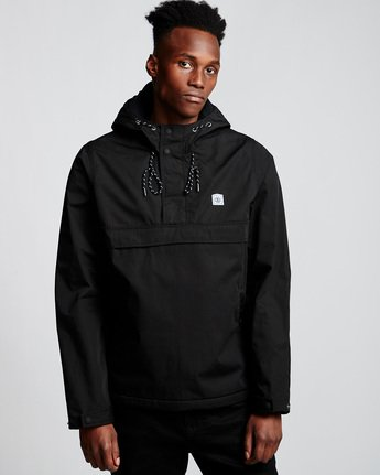 Barrow - Hooded Anorak  Q1JKB4ELF9