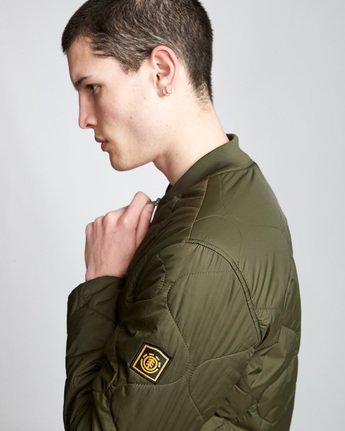 3 Northwoods - Jacket Green Q1JKC8ELF9 Element