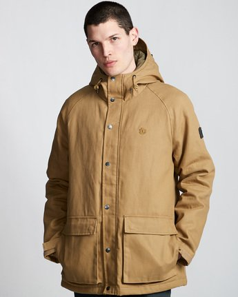Koa Work - Hooded Jacket Q1JKD1ELF9