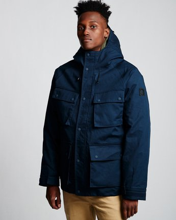 Overlook - Hooded Jacket  Q1JKD3ELF9