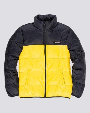 4 Primo Arctic - Jacket Yellow Q1JKD4ELF9 Element