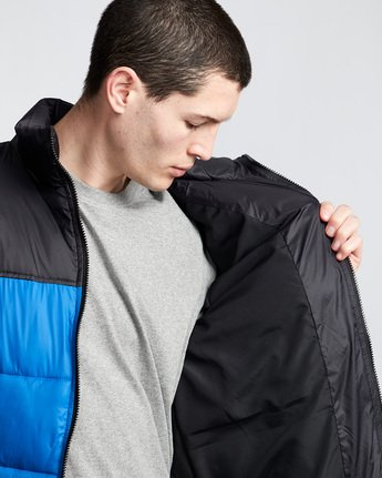 2 Primo Arctic - Jacket Blue Q1JKD4ELF9 Element