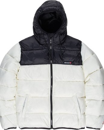 5 Primo Alder Avalanche - Jacket White Q1JKD5ELF9 Element