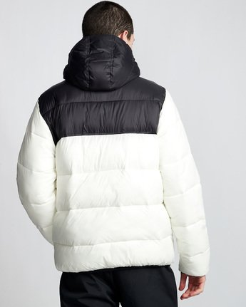 3 Primo Alder Avalanche - Jacket White Q1JKD5ELF9 Element