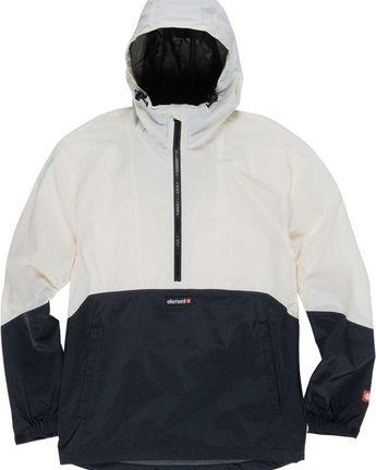4 Primo Pop - Jacket White Q1JKD8ELF9 Element