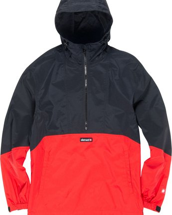 4 Primo Pop - Jacket Black Q1JKD8ELF9 Element