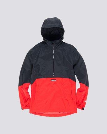 3 Primo Pop - Jacket Black Q1JKD8ELF9 Element