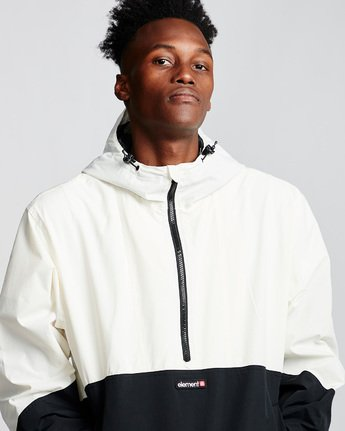 1 Primo Pop - Jacket White Q1JKD8ELF9 Element