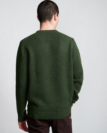 2 Danny - Pullover für Männer Grün Q1JPA2ELF9 Element