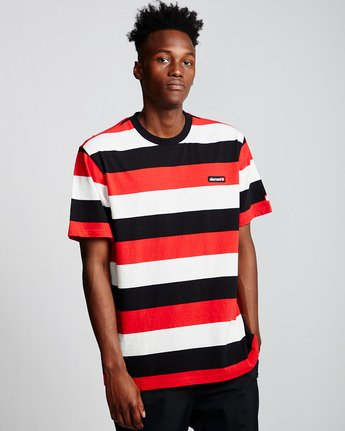 Primo Striped - T-Shirt  Q1KTA1ELF9
