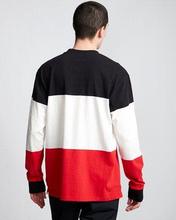 2 Primo Division - Long Sleeve T-Shirt Red Q1KTA2ELF9 Element