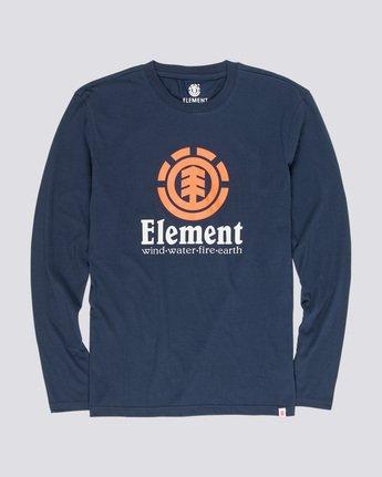 Vertical - Long Sleeve T-Shirt for Men  Q1LSA3ELF9