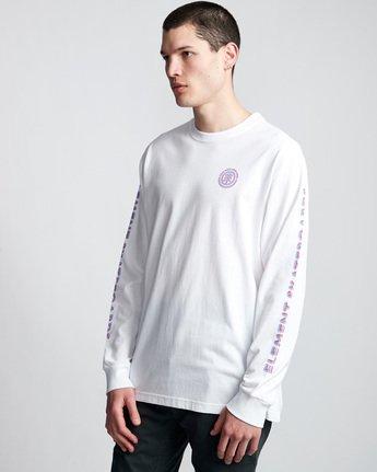 Chrome - Long Sleeve T-Shirt  Q1LSA7ELF9