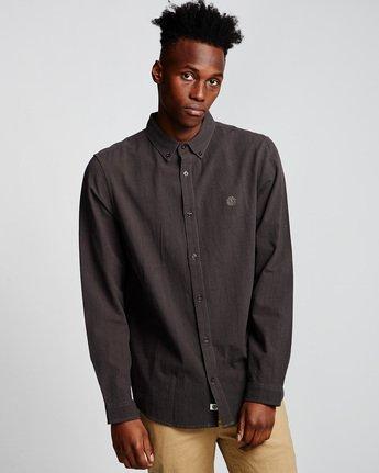Icon Crisp - Long Sleeve Shirt  Q1SHA1ELF9