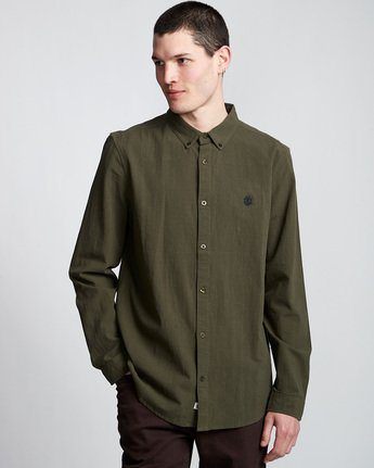 Icon Crisp - Long Sleeve Shirt  Q1SHA1ELF9