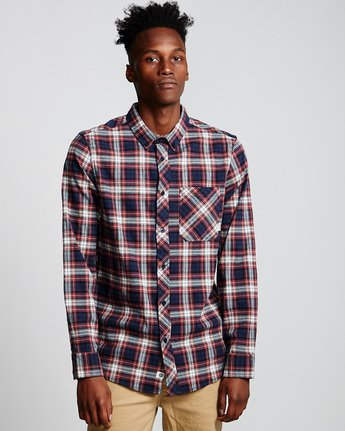 Lumber Classic - Long Sleeve Shirt  Q1SHA3ELF9