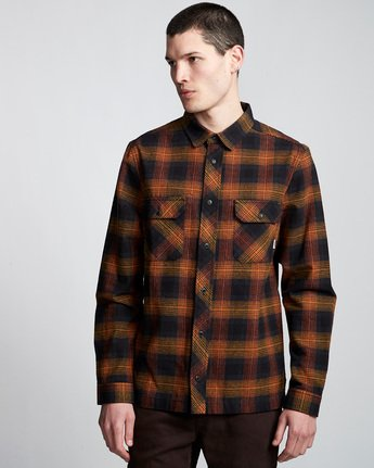 Wentworth Shadow - Long Sleeve Shirt Q1SHA7ELF9