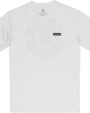5 Primo Icon - T-Shirt White Q1SSA1ELF9 Element