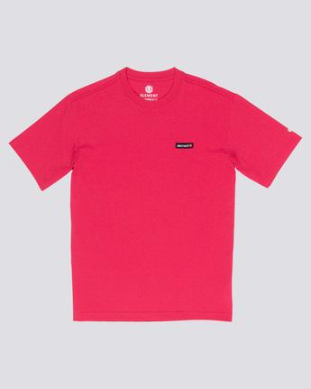 3 Primo Icon - T-Shirt für Männer Rosa Q1SSA1ELF9 Element